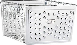 Rejuvenation Industrial Sheet-Metal Basket
