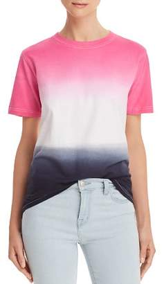 Veda Third Eye Dip-Dye Tee