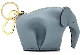 Loewe Elephant leather pouch