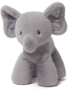 Gund Medium Bubbles Plush Elephant
