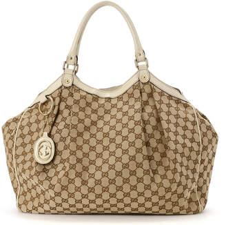 Gucci Sukey Tote Bag - Vintage