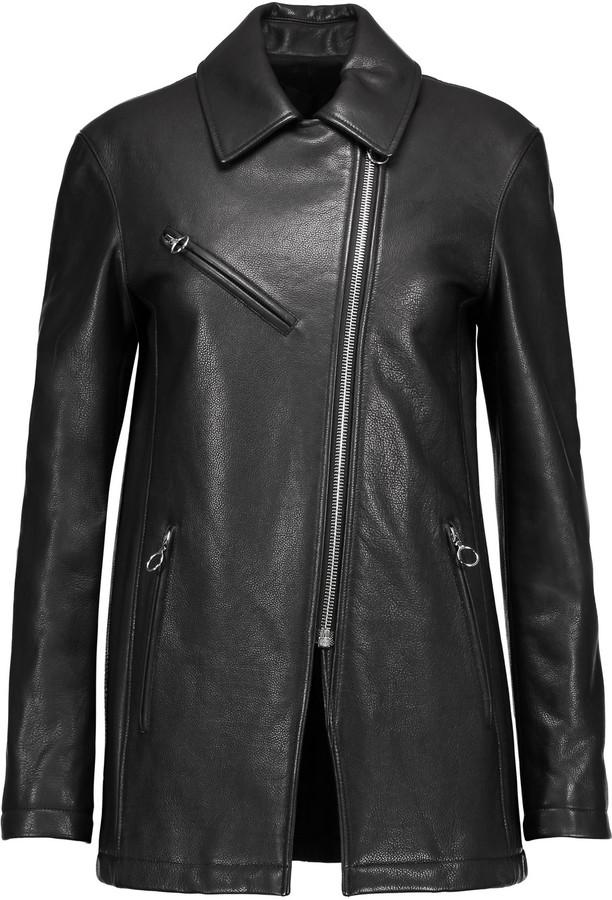 Alexander WangAlexander Wang Leather coat