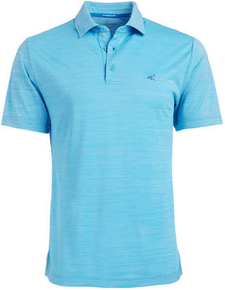 Greg Norman Attack Life by Men Slim Fit 5 Iron Golf Polo