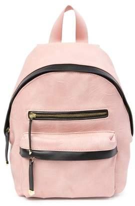 Madden-Girl Mini PVC Backpack