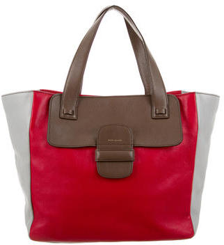 Marc JacobsMarc Jacobs Small Colorblock Tote