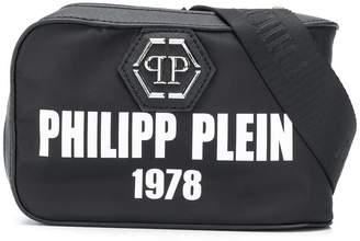 Philipp Plein logo waist bag