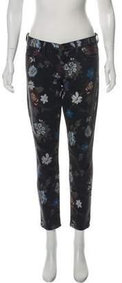 Current/Elliott The Stiletto Mid-Rise Jeans