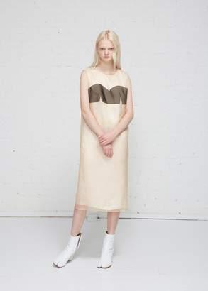 Maison Margiela Silk Organza Dress
