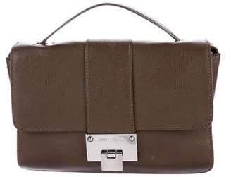Jimmy Choo Leather Rebel Crossbody Bag