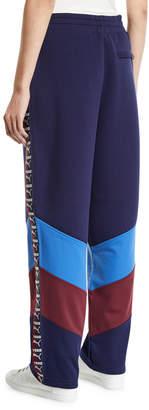 FENTY PUMA by Rihanna Colorblocked Side-Tape Track Pants