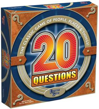 University Games 20 Questions Game
