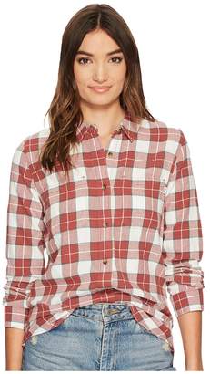 Vans Meridian III Flannel Women's Clothing