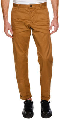 DSQUARED2 Men's Cotton Twill Straight-Leg Pants