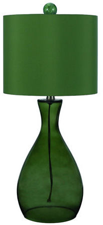 AF Lighting Af Lighting Mercer Hand-Blown Glass Table Lamp