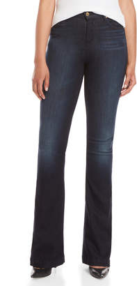 J Brand Maria Flare High-Rise Jeans