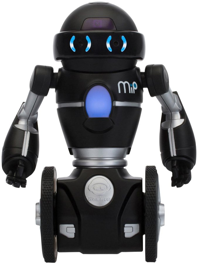 WowWee MIP - Black and Silver