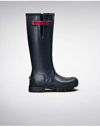 Hunter Womens Balmoral Side Adjustable 3Mm Neoprene Rain Boots