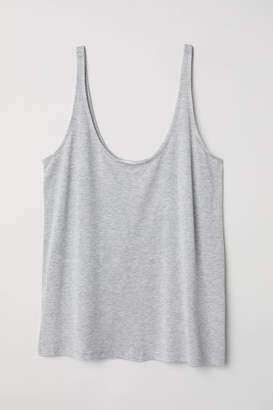 H&M Jersey Tank Top - Gray