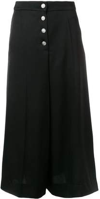Sonia Rykiel button-up trousers
