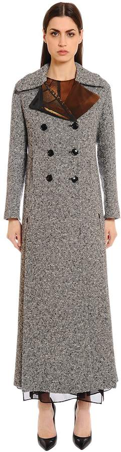 Akris Wool & Cashmere Coat
