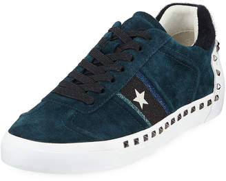 Ash Neo Suede Low-Top Sneakers