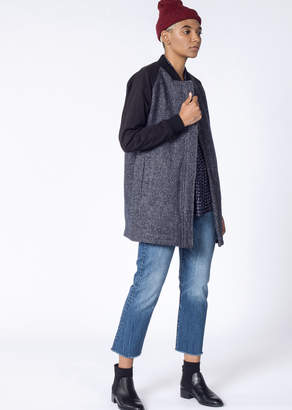 WildFang Bridge & Burn X Wf Bridge & Burn x Overton Coat - Overton Coat - NAVY - MEDIUM