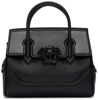 Versace Black Medium Tonal Medusa Palazzo Bag
