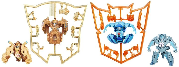 Transformers Robots in Disguise Minicons, 4-Pack