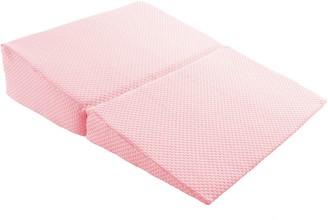 Portsmouth Home Folding Wedge Memory Foam Pillow