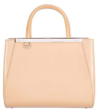 Fendi Petite 2Jours Patent Leather Bag