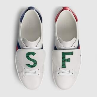 Gucci DIY men's Ace sneaker
