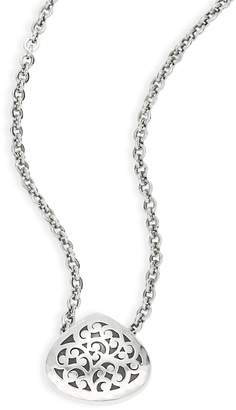 Lois Hill Women's Cutout Necklace