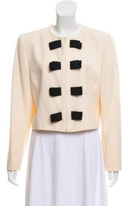Valentino Wool Evening Jacket