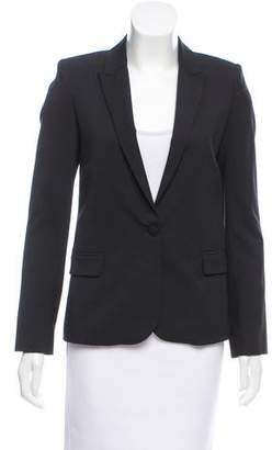 Zadig & Voltaire Peak-Lapel Structured Blazer