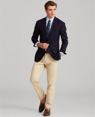 Ralph Lauren Polo Wool Doeskin Blazer