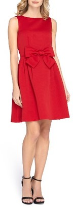 Women's Tahari Fit & Flare Dress $138 thestylecure.com