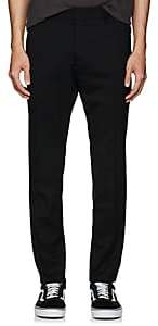 DSQUARED2 Men's Worsted Wool Slim Trousers-Black Size 46 Eu