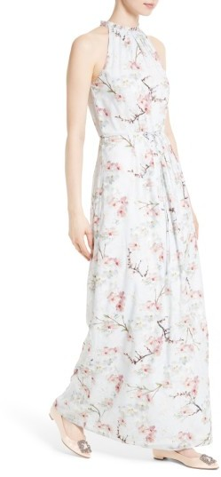 Women's Ted Baker London Elynor Floral Print Maxi Dress 2