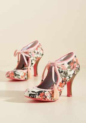 Ruby Shoo Garden Party Glam Heel in Melon in 37 $79.99 thestylecure.com