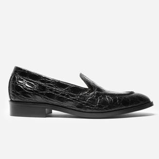 The Modern Croc Loafer $180 thestylecure.com