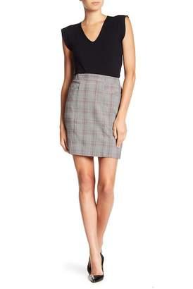 Joe Fresh Glen Plaid Pencil Skirt