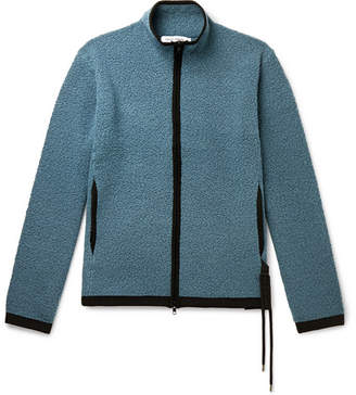 Craig Green Wool-Blend Boucle Jacket - Men - Blue