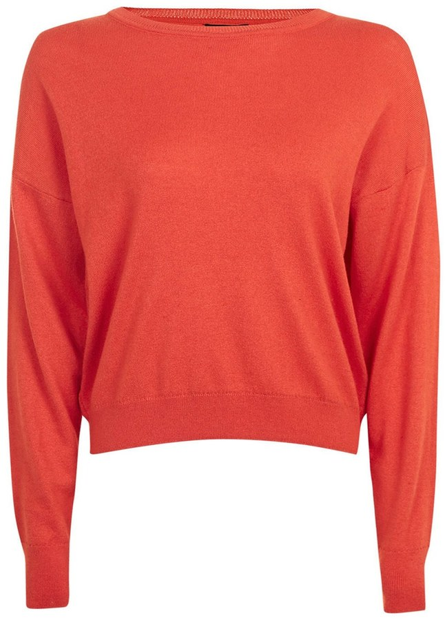 TOPSHOP Crewneck Sweater 5