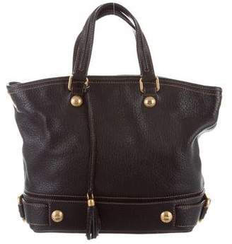 Dolce & Gabbana Grained Leather Tote