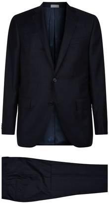 Corneliani Textured Weave Suit