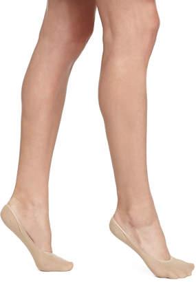 Wolford Cotton Low-Cut Footsie Socks