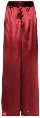 Bottega Veneta Baccara Rose pants