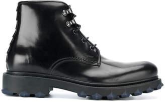Salvatore Ferragamo Denver lace-up boots