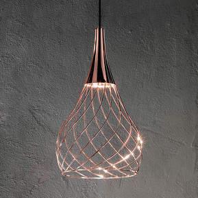 Funktionale LED-Hängeleuchte Mongolfier_...