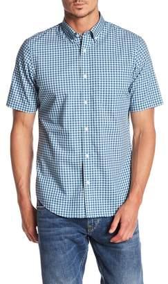 Nordstrom Gingham Regular Fit Shirt